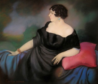 retrato gloria ramirez